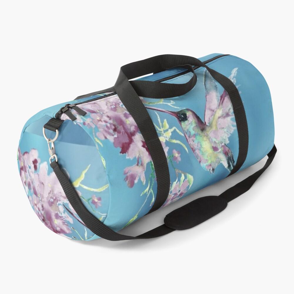 Lilac Dreams Duffle Bag