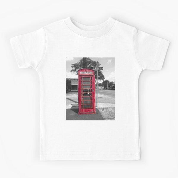 Make A Call Kids T-Shirt