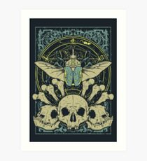 Doom Beetle 2 Art Print