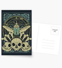 Doom Beetle 2 Postcards