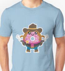 Sherrif Doughnut Unisex T-Shirt