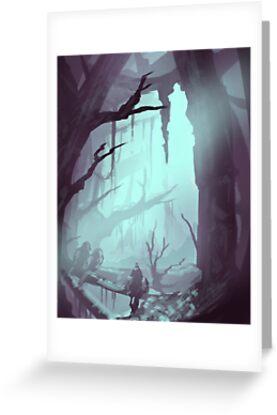 The swamp by Iulian Thomas
