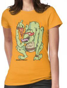 Teenage mutant hero turtles Womens Fitted T-Shirt