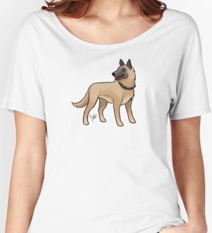 Malinois Women's Relaxed Fit T-Shirt