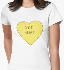 Get Bent Tailliertes T-Shirt