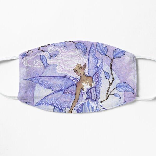 Dreaming in Lavender Flat Mask