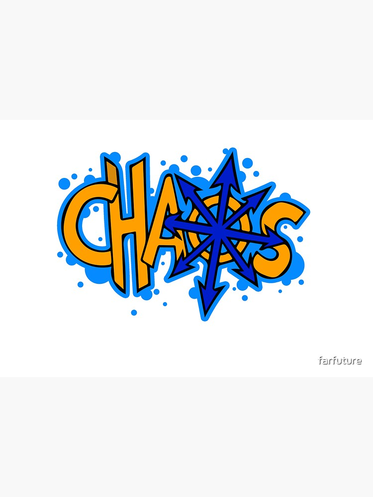 Chaos is Magical by farfuture