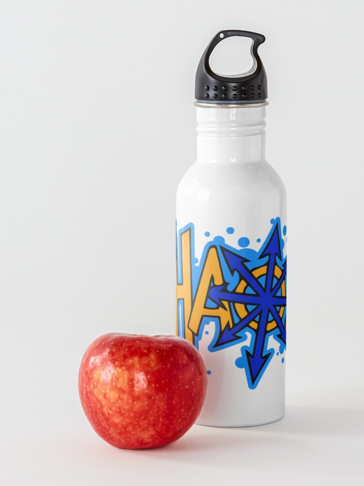 Alternate view of Chaos is Magical Water Bottle