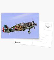 Curtiss Hawk H75C-1 No 82 G-CCVH Postcards