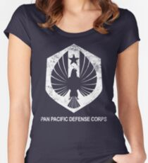 Pan Pacific Defense Corps Women's Fitted Scoop T-Shirt