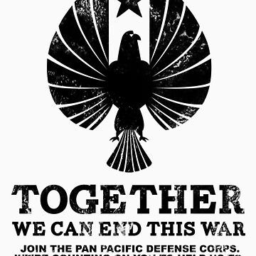 Together We Can End This War by vainglory