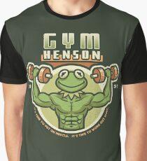 Gym Henson Graphic T-Shirt