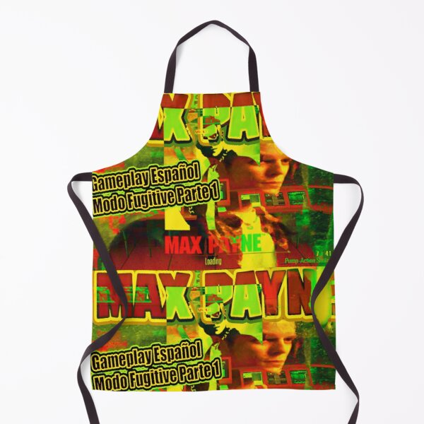 Max Payne ARTWORK Apron