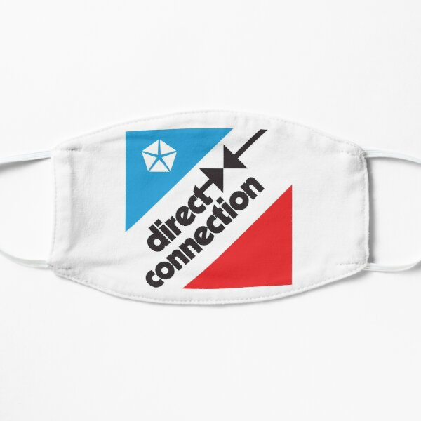 Direct Connection Flat Mask