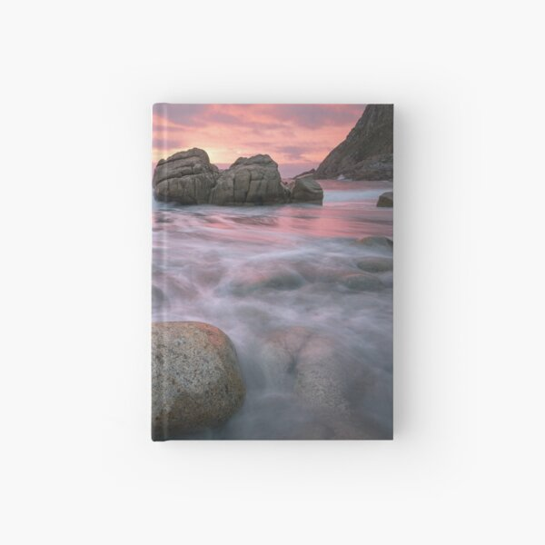 PORTH NANVEN AFTERGLOW Hardcover Journal