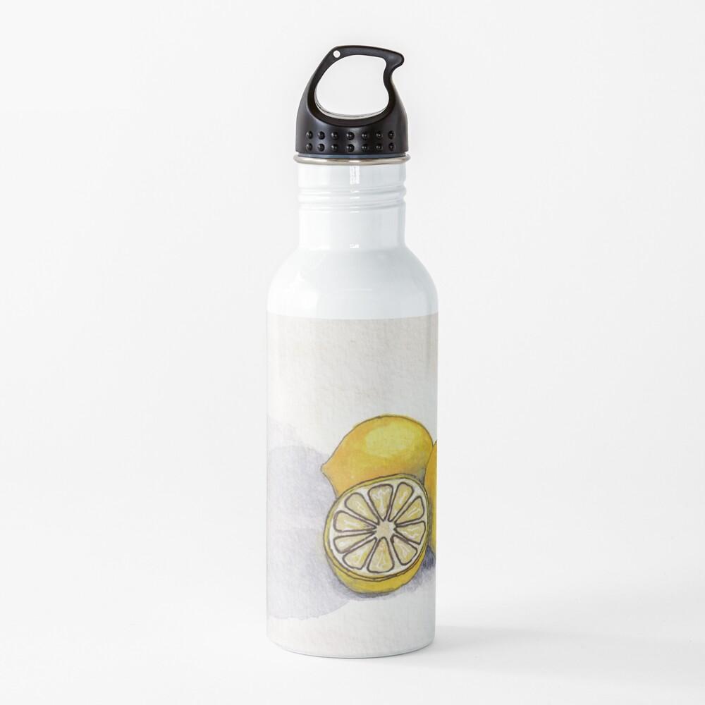 Lemons Water Bottle