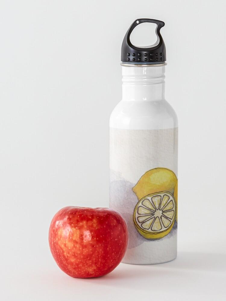 Alternate view of Lemons Water Bottle