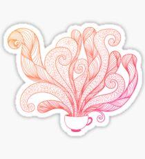 Cup of Joy Sticker
