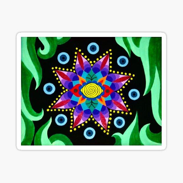 Wunderblume Sticker