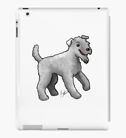 Carrie Blue Terrier iPad Case/Skin