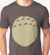 Totoro belly Slim Fit T-Shirt