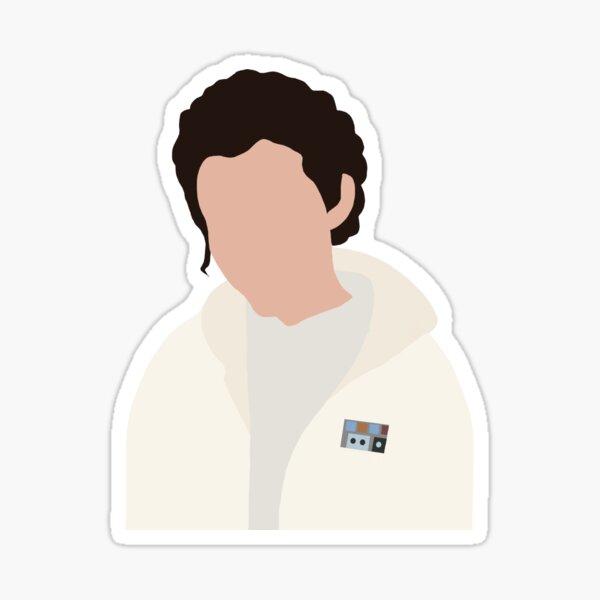 Hoth Leia Sticker