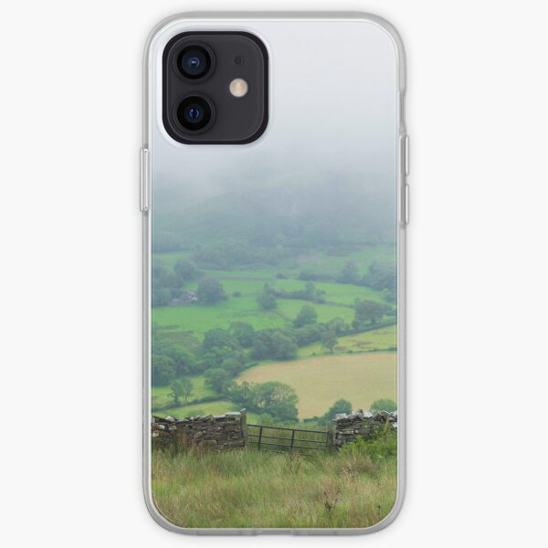 English countryside iPhone Soft Case
