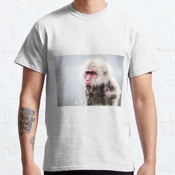 Snow Monkey - Jigokudani Monkey Park, Japan Classic T-Shirt