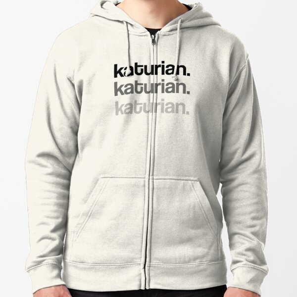 Katurian - Troian Bellisario Zipped Hoodie