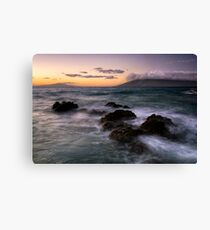 Western Shores, Maui Canvas Print