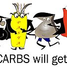 Carbs by IrisGelbart