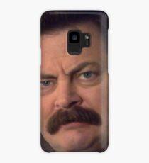 Ron Swanson Case/Skin for Samsung Galaxy