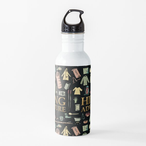 Hiking Adventure Water Bottle