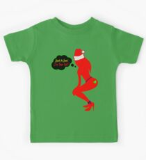 ټ♪♥Spank Me Santa, I've been Bad-Naughty-Fun X-Mas Clothing & Stickers♥♪ټ    Kids Clothes