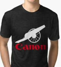 The power of canon Tri-blend T-Shirt