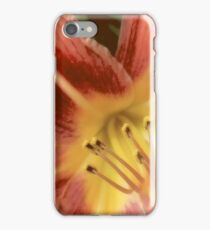 Lily Stamens iPhone Case/Skin