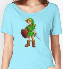 Cute Link Women's Relaxed Fit T-Shirt