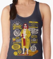 The Dude Quotes Women's Tank Top