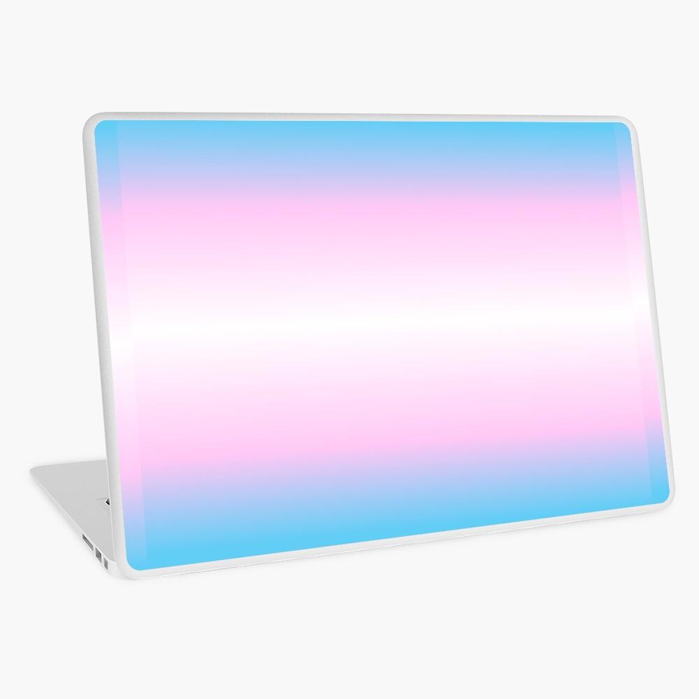Transgender Laptop Skin