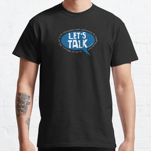 Bell Let's Talk Day Classic T-Shirt