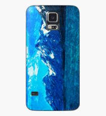 Grand Teton National Park Wyoming Abstract Impressionism Case/Skin for Samsung Galaxy