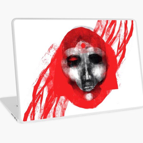 Horror face Laptop Skin