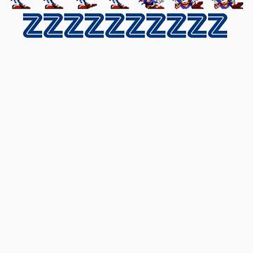 Sonic Idle Shirt by Jackydile