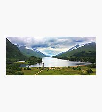 Loch Shiel Photographic Print