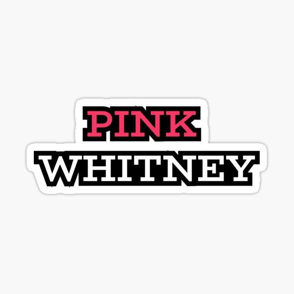 Pink Whitney Sticker