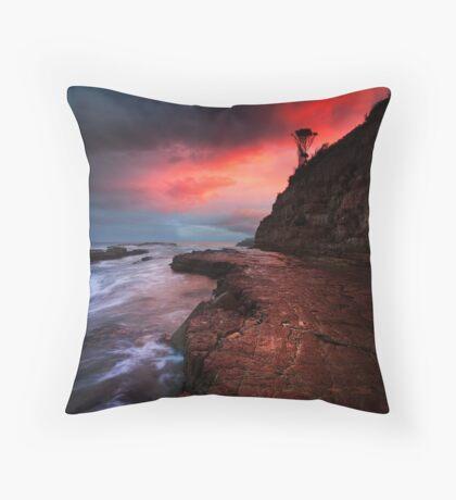 South Arm, Tasmania Throw Pillow