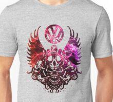 Skull VW  Unisex T-Shirt