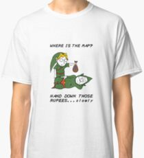 Where is the Map Tingle ? Classic T-Shirt