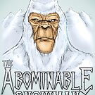 The Abominable Snowman by MetalheadMerch