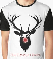 Christmas shirt  deer  Graphic T-Shirt